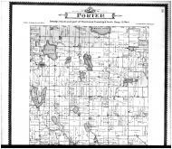 Porter, Pokagon - Above, Cass County 1896
